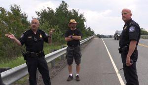 Border Patrol in Derby Line, VT