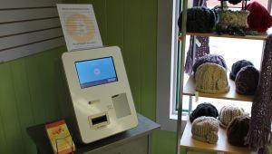 Keene's Bitcoin Vending Machine