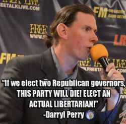 Darryl Presidential Quote