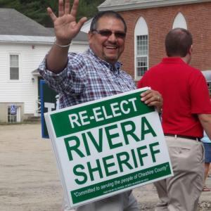 Sheriff Eli Rivera