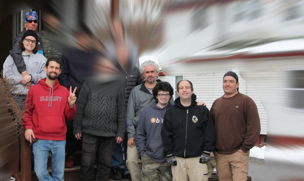 Another anonymous cryptocurrency user moves to Keene, NH and is helped move-in via strangers who also use crypto.