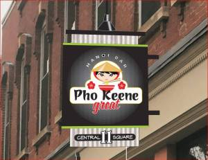 City Approves Pho Keene Great Sign!