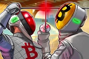 Bitcoin Hash War