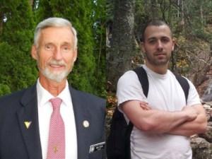 State Reps Mike Sylvia and Matt Santonastaso