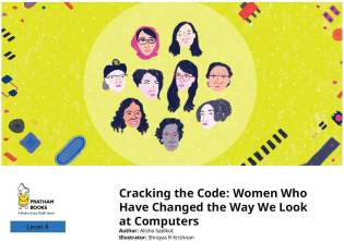 Cracking the Code: Women Who Have Changed the Way We Look at Computers | Free Kids Books