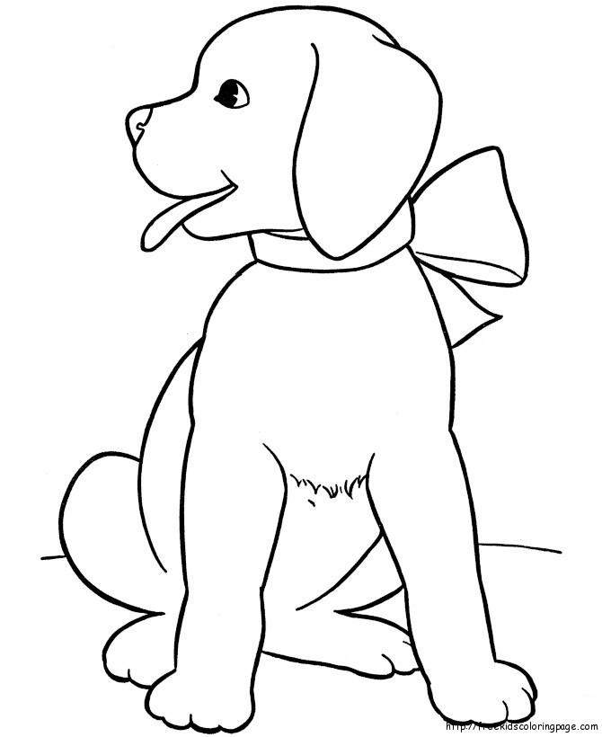 cute dogs coloring pages to print for kidsfree printable coloring
