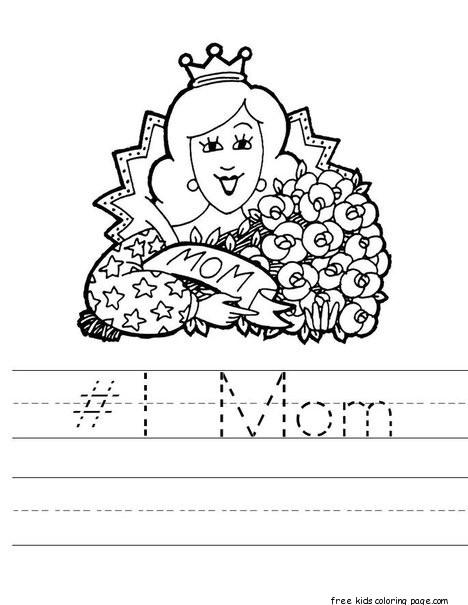 Mothers Day Activities For Preschoolers PinterestFree