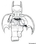 The Avengers Lego Batman Coloring Pages super hero pages to color