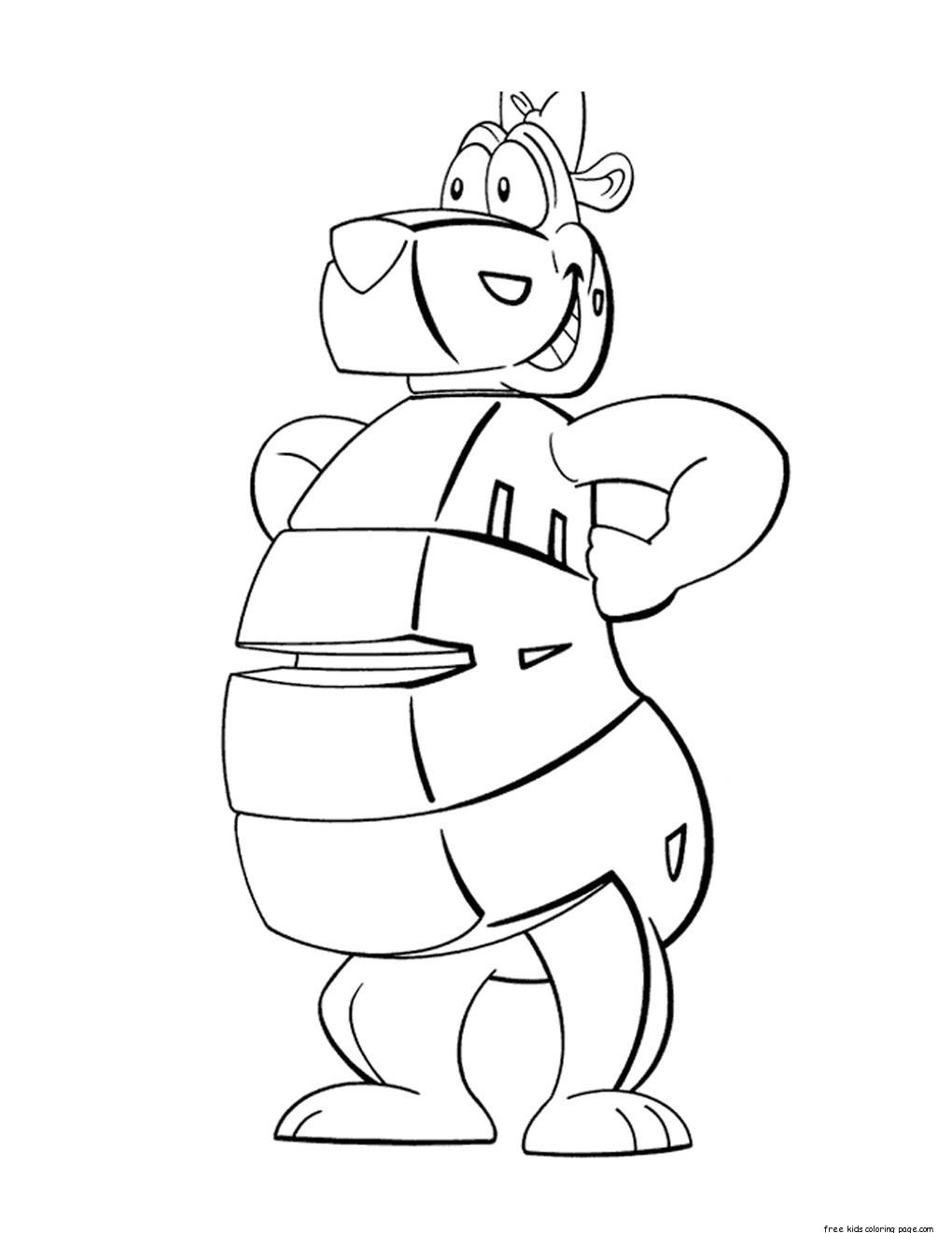 Print Out Alphabet Animal Worksheets For PreschoolersFree