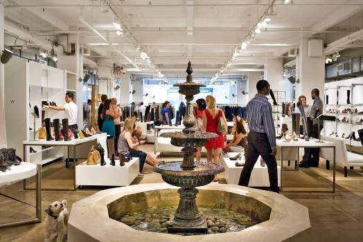 How store design directly affects profits: store planning and design