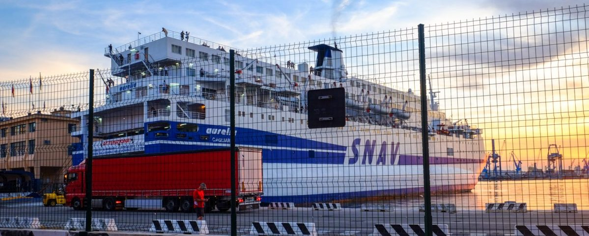 The Overnight Ferry: Ancona to Split