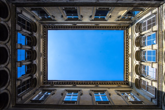 Architecture in Budapest, Hungary