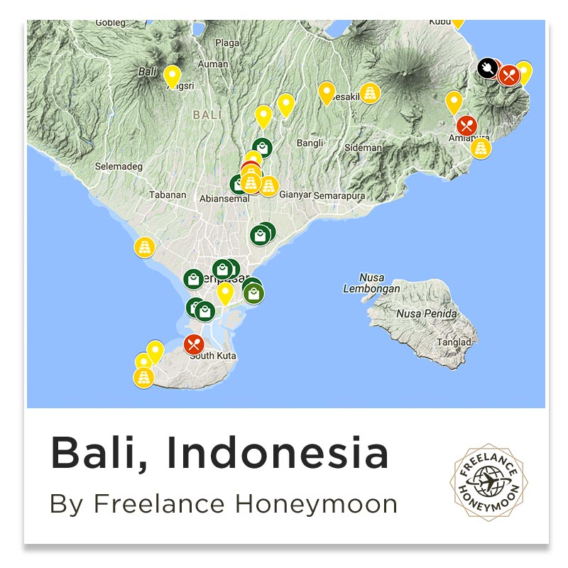 Free City Maps By Freelance Honeymoon - I have a map