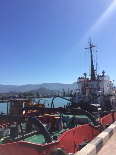 Batumi marina