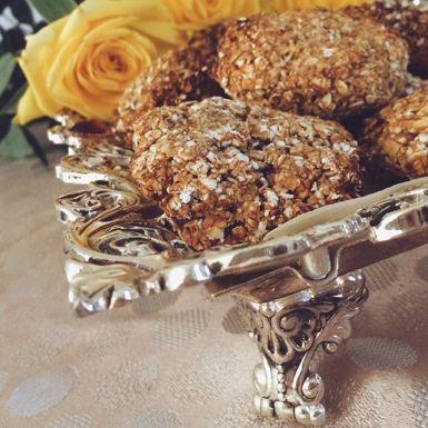 Oatmeal Vegan Cookies