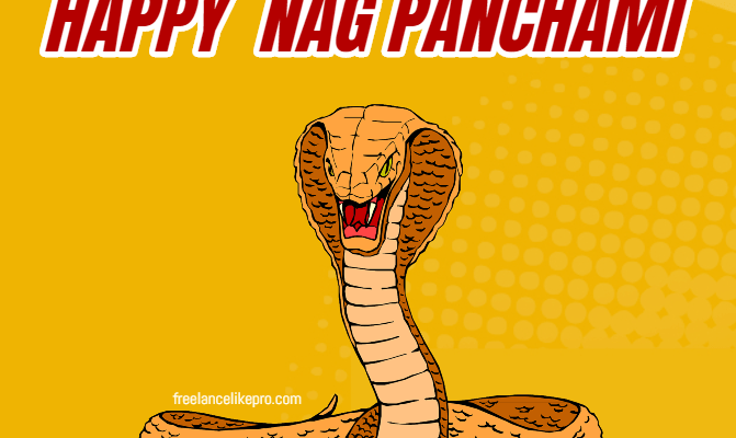 Happy Nag Panchami Wishes, Images in Hindi for facebook & whatsapp