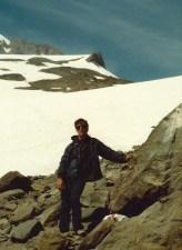 Climbing Mt. Ranier