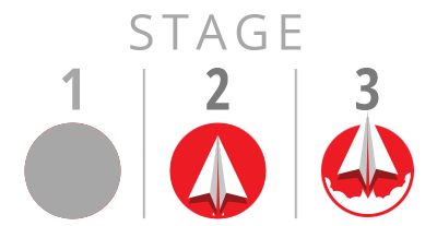 stages 2 3