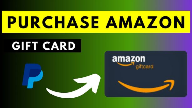 How to Purchase Amazon Gift Cards on Dundle Using PayPal Balance