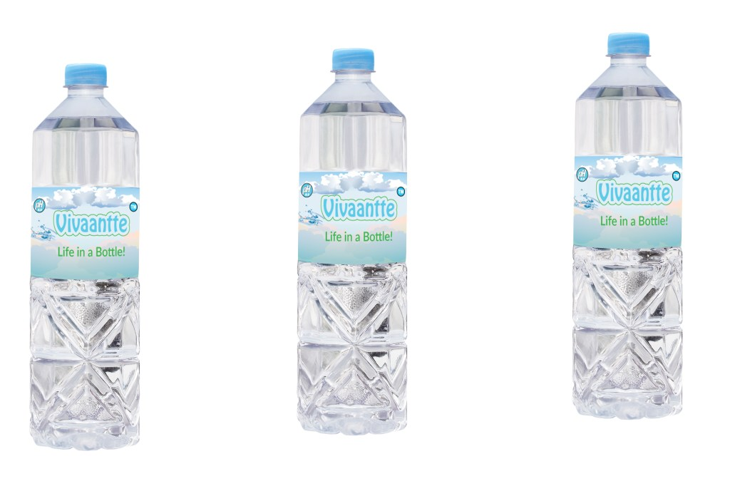 Free Download Water Bottle Mockup