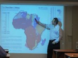 Dr. Mark Bussin - the size of Africa