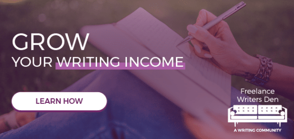 Grow Your Writing Income: Learn How