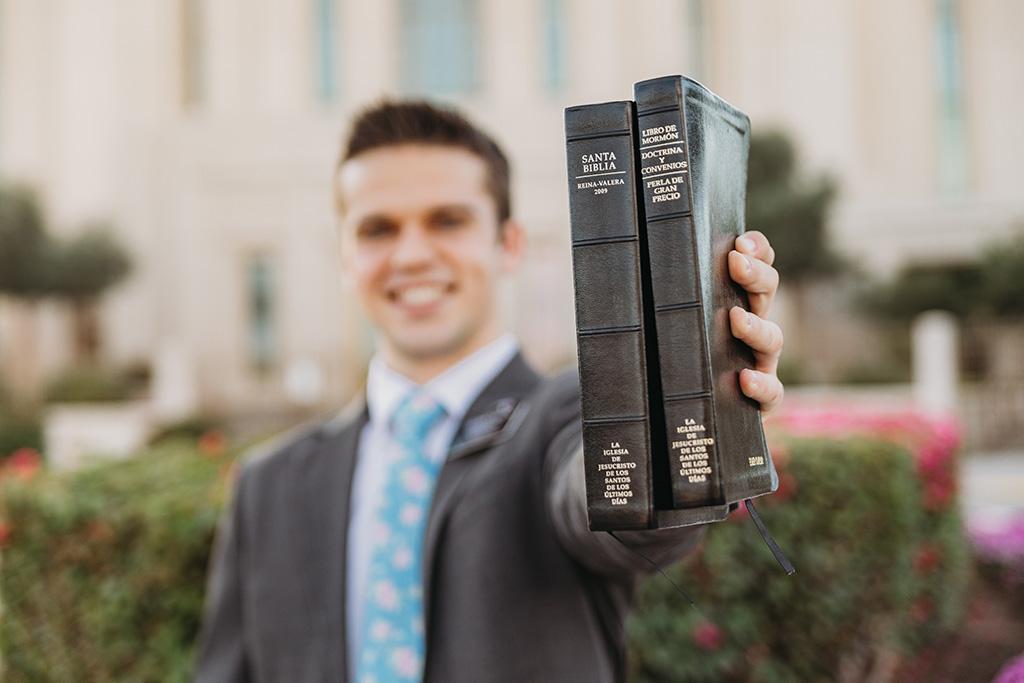 LDS missionary photography gilbert az temple
