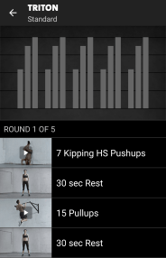 Triton - Freeletics Training Std