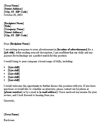Sample Of Resume Letter. Sample Resume Format Of A Letter Letter