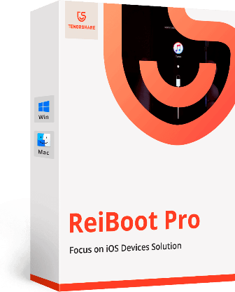 Tenorshare ReiBoot Pro 7.3.5 Crack With Registration Code 2020