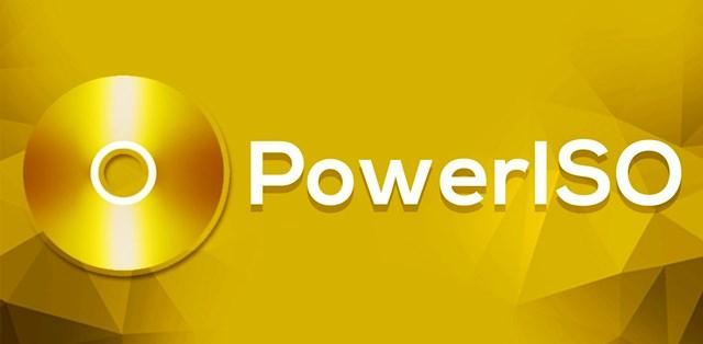 PowerISO Serial Key 2020 [Latest]