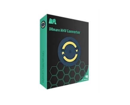 DRmare M4V Converter 4.1.1 Crack & License Key (2021)