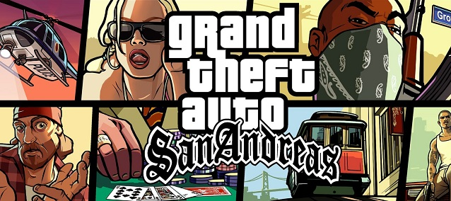 GTA San Andreas Crack 2021 With License Key Free Download