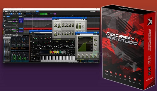 Mixcraft 9 Crack & Keygen Torrent 2021 (Latest)