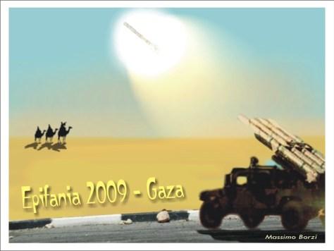 L'Epifania 2009 a Gaza