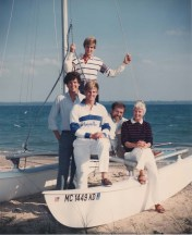 1986 Frasers Hobie Cat