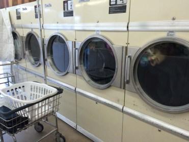 Laundry. Ugh!