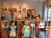 Some weird doll store