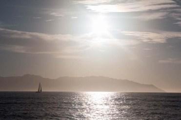 Sea Esta X leaving Bahía Tortugas