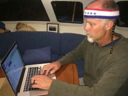 Willie downloads weather data