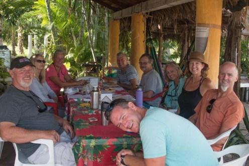 Cruisers in San Blas