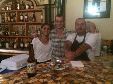 Luz, Eric, and Luiz at EQE