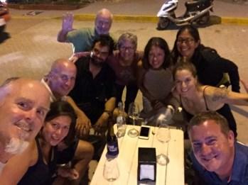 Tannika and Mathieu visit the crews of FL, SNL, Danika, and Ellie in La Cruz