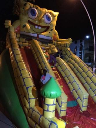 La Cruz Sponge Bob