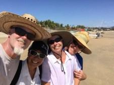 Reunited with Iz and Mark of S/V JollyDogs in Chamela