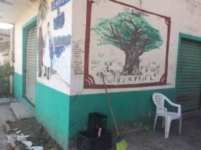 More murals in Bucerias