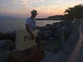 A tribute to Philo in La Cruz