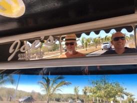 A ride on a Pulmonia