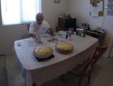 Pop's pies for Father's Day