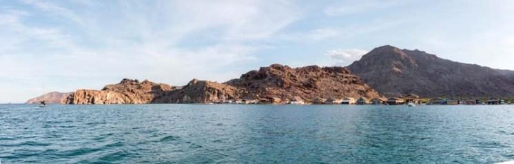 Playa el Burro pano